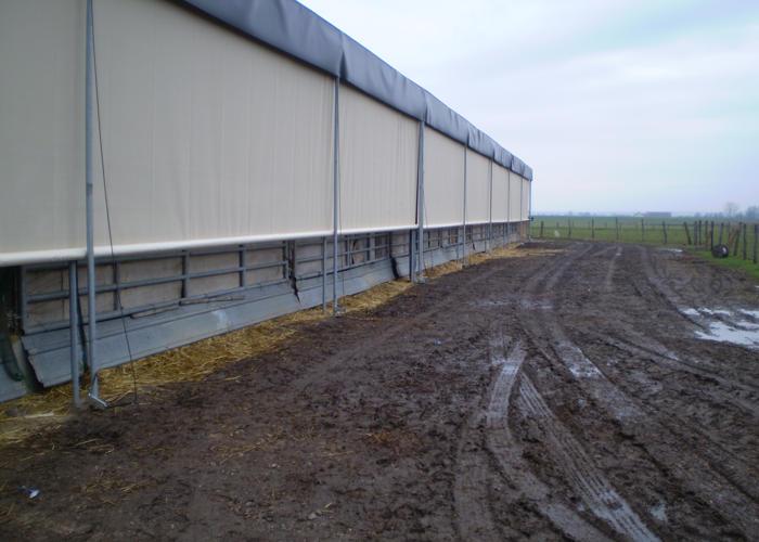 Rideau agricole Gascon
