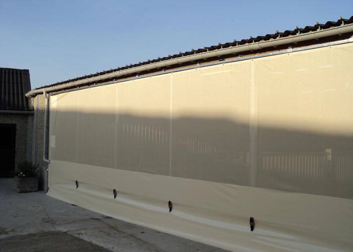coupe vent doux rideau personnaliser 28 images rideau coupe vent agricole chaios rideau