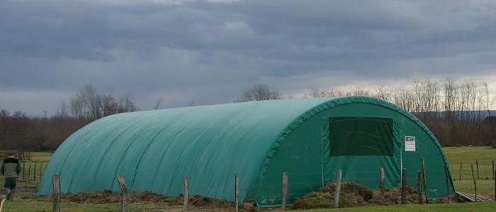 Rcy se charge du permis de construire pour tunnels for Permis de construire agricole