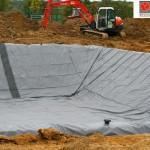 Geomembranes & bassin de rétention enterré 3